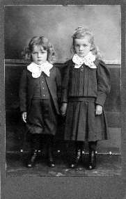unknown brother and sister
